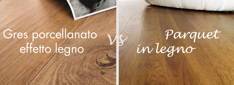 Gres porcellanato effetto legno o parquet in legno for Costo gres effetto legno